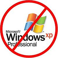 Windows XP EOL