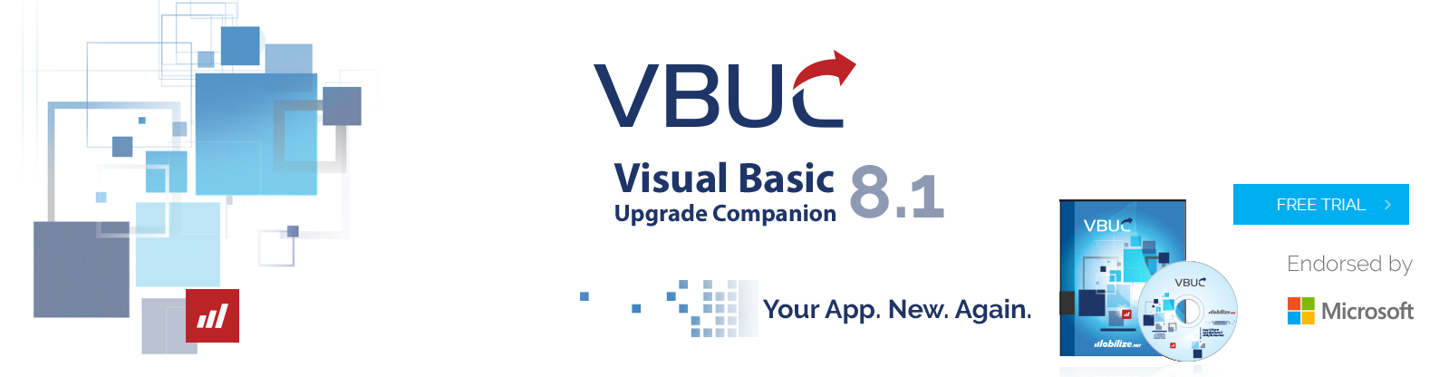 Visual Basic Upgrade Companion (VBUC) v8.1.40329