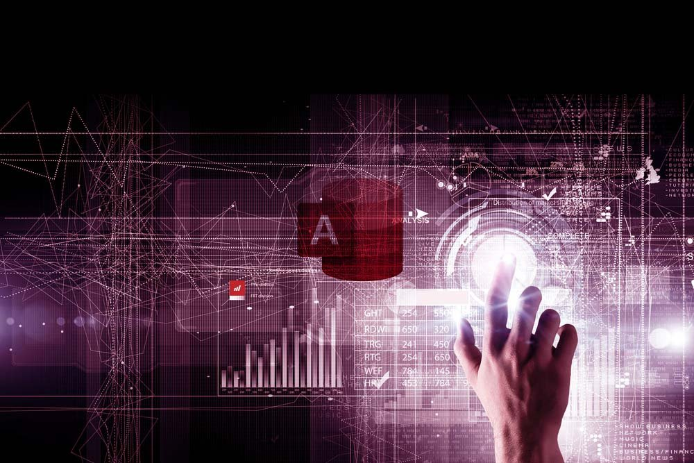 Convert Microsoft Access to Web with Angular and ASP.NET Core