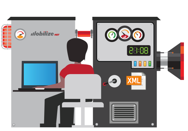 Mobilize-HTML-to-XML