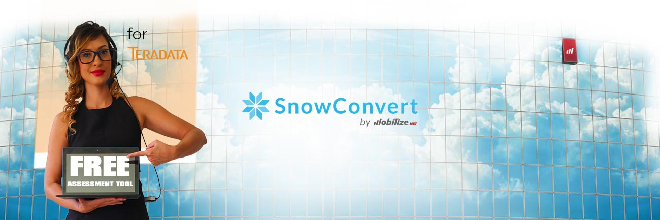 Mobilize.Net SnowConvert for Teradata