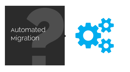 What is automated migration?