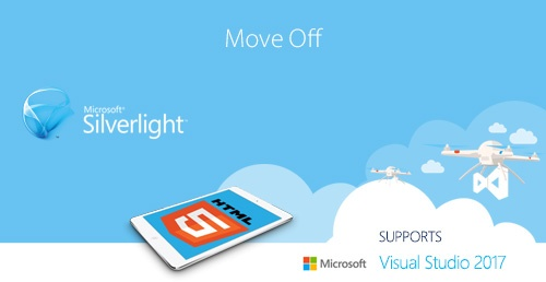 Move from Silverlight apps to Windows 10 / HTML5