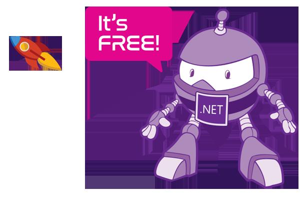 .NET Conf It's FREE!