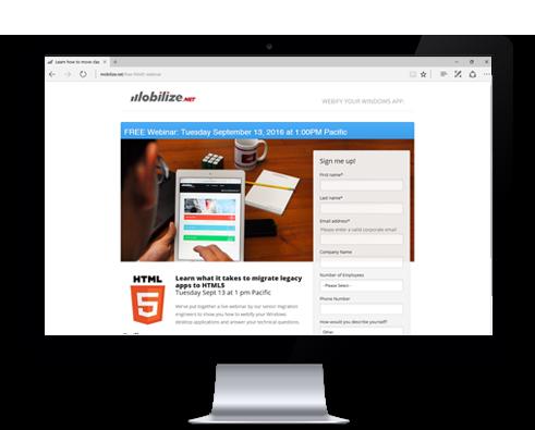 Mobilize Webinar