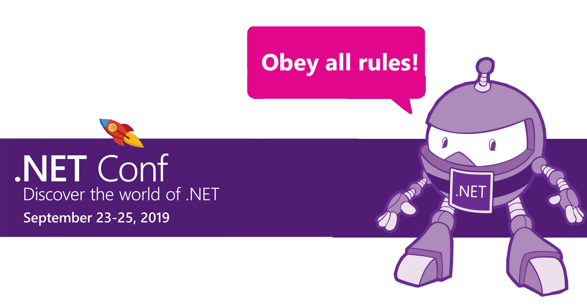 .NET-Mobilize-Treasure Hunt Rules