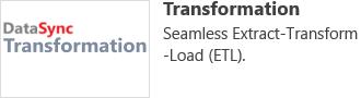 Transformation - Seamless Extract-Transform-Load (ETL)