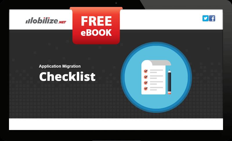 Mobilize eBook Migration Checklist
