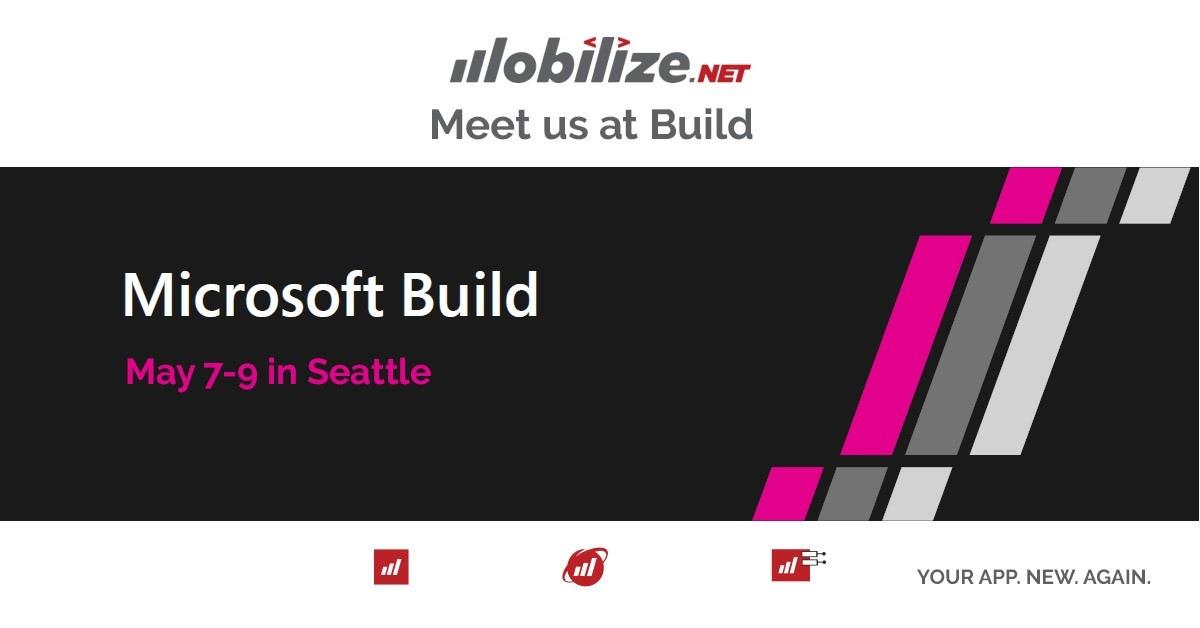 Microsoft Build 2018 - Here we come!