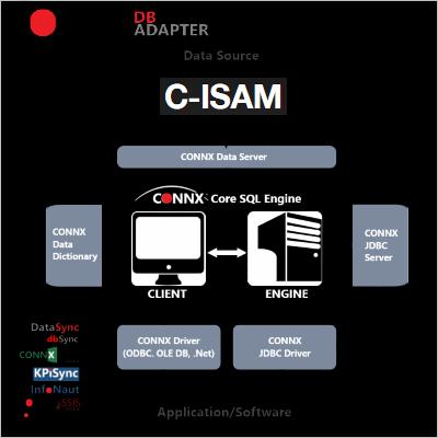 CISAM architecture