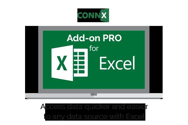CONNX-Add-onPROExcelbyMobilize