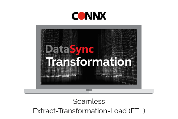 CONNX-DataSyncTransformationbyMobilize