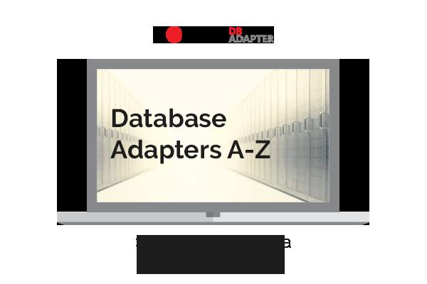 CONNX-DatabaseAdaptersbyMobilize