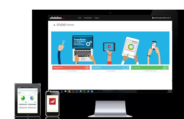 Mobilize.Net - Your App. New. Again.