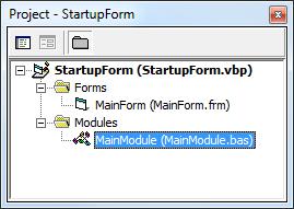 StartupFormSampleProject.png