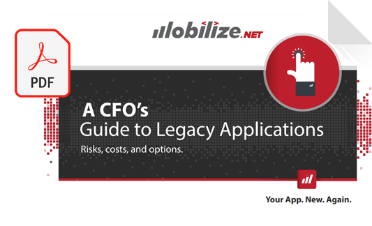 CFO Guide to legacy applications