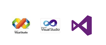 That Visual Studio logo--it's not what you think it is