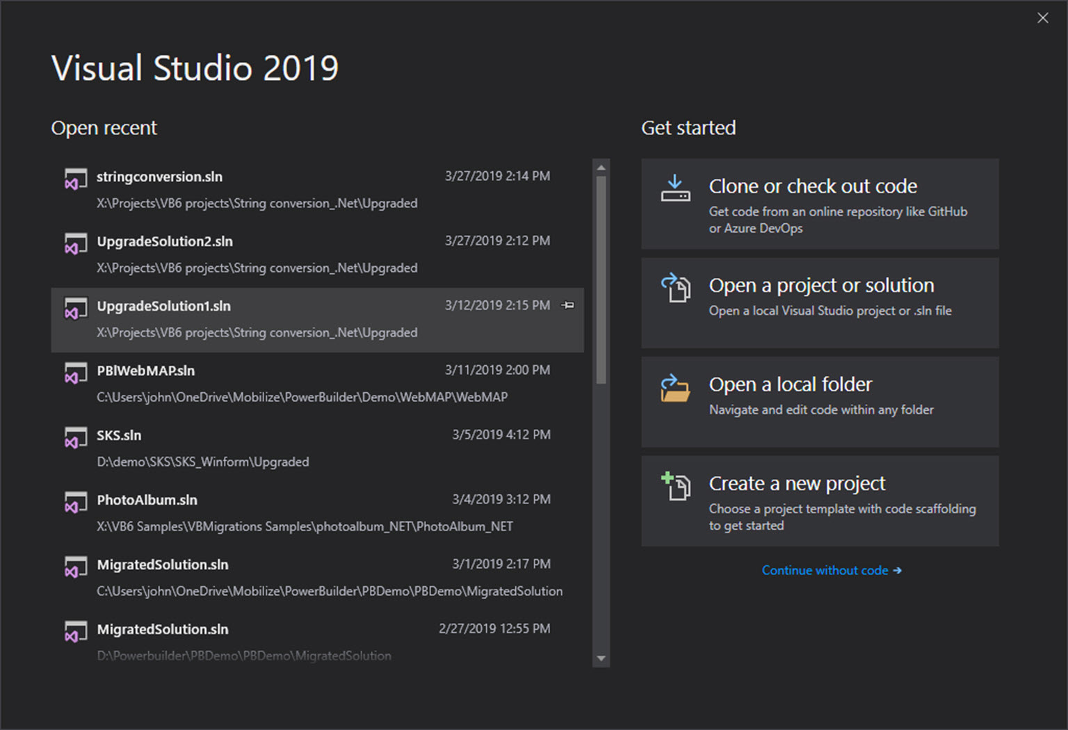 Visual Studio 2019 is here!