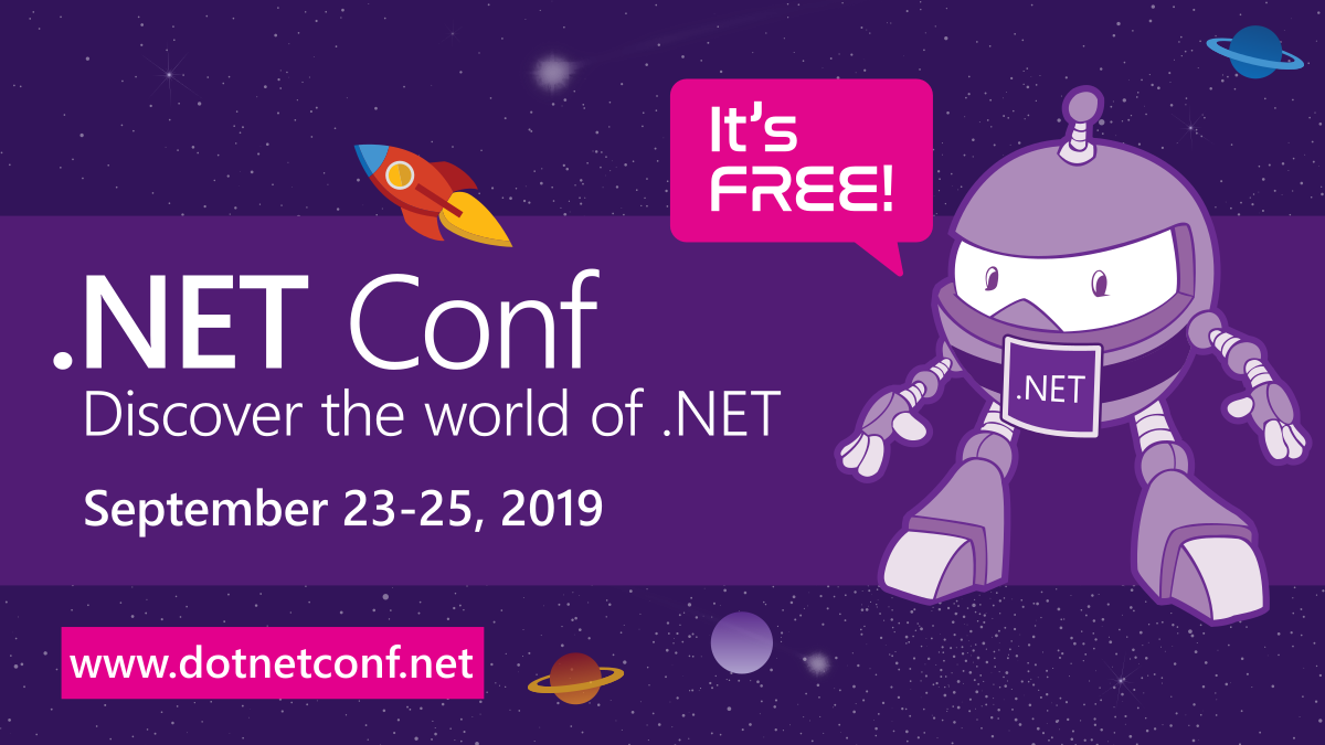 Let's talk .NET Core
