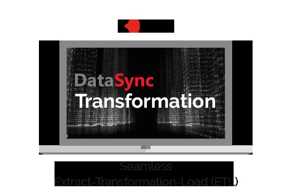 CONNX DataSync Transformation