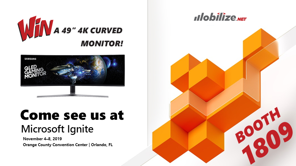 Mobilize.Net Exhibiting at Microsoft Ignite, Nov 4-8