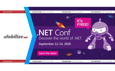 Everything you wanted to know about .NET & more at .NET Conf