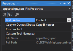 Image of how to review the file properties
