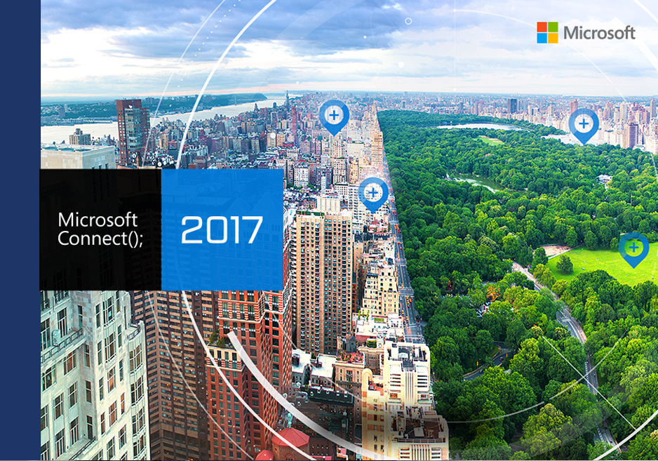 Best of Microsoft Connect(); 2017